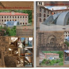 BRAU3 Poster, topic Decommissioned Buildings.