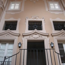 BRAU2 Cultural Axis, Taranto, Palazzo Pantaleo.