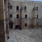 Castello Svevo (Arsenale Militare), Brindis.