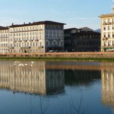 Firenze, Fiume Arno.