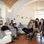 BRAU1 Opening day, Orvieto, CICOP Italy Headquarters.