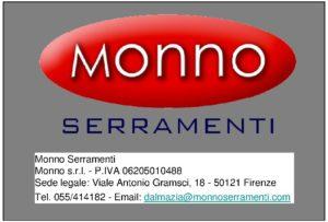 BRAU3 sponsor Monno Serramenti.