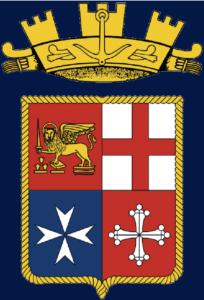 Logo Marina Militare Italiana.