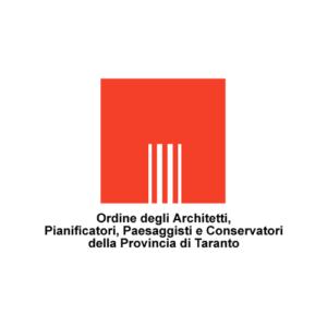 Logo Ordine Architetti Taranto.