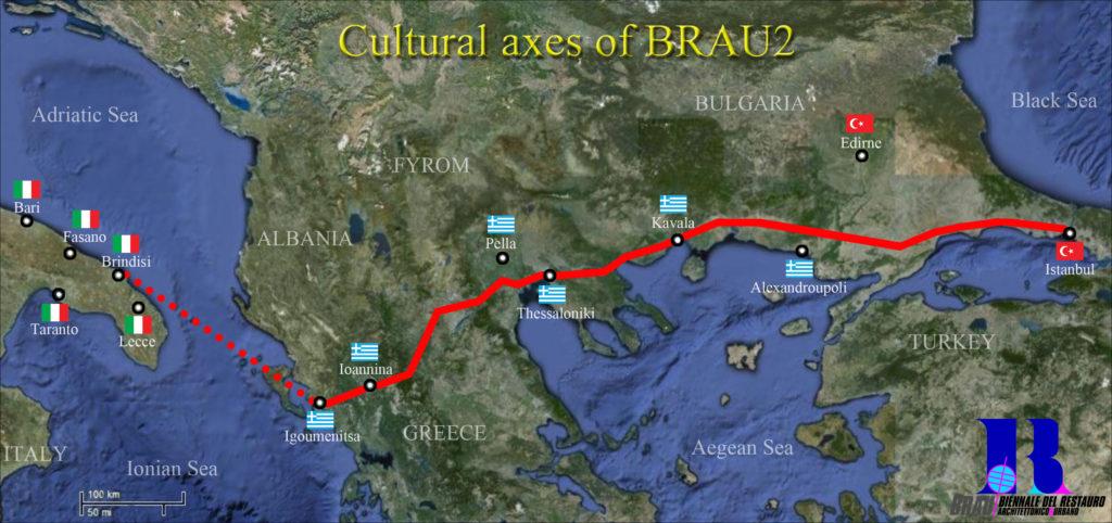 Asse culturale BRAU2.