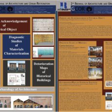 BRAU2 Poster, topic Permanent Maintenance of Small Historical Centres.