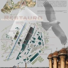 BRAU2 Poster, topic Decommissioned Buildings.
