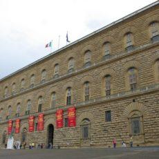 Firenze, Palazzo Pitti.