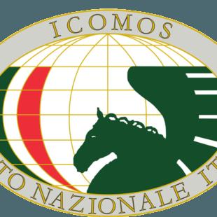 Logo ICOMOS Comitato Italiano.