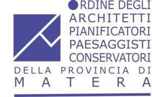 Logo Ordine Architetti Matera.