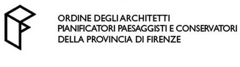 Logo Ordine Architetti Firenze.