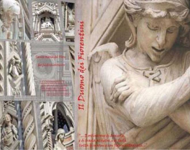 Firenze, particolari del Duomo.