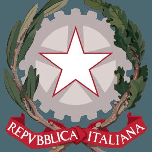 Logo Republic of Italy.