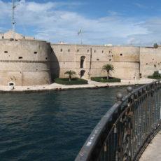 BRAU2 Cultural Axis, Taranto, Castello Aragonese.