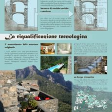 BRAU1 Poster, topic Permanent Maintenance of Small Historical Centres.