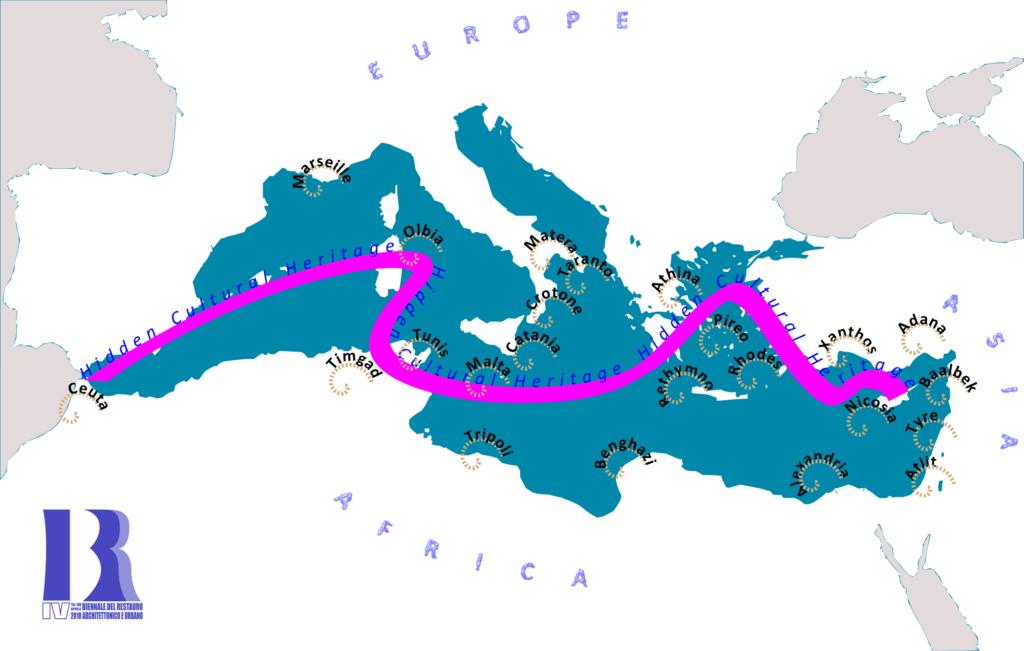 Cultural Axis of BRAU4.