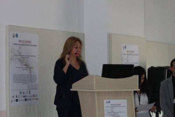 BRAU3 Workshop at Trakya University, Edirne.