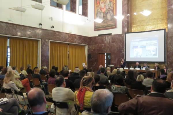 BRAU3 Workshop, Palazzina Reale of Santa Maria Novella Rail Station, Florence.