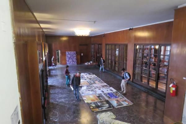 BRAU3 Exhibition, Palazzina Reale of Santa Maria Novella Rail Station, Florence.