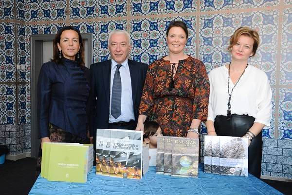 """3rd International Conference """"The Importance of Place"""", books promotions."""