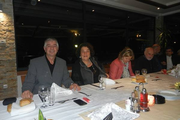 """3rd International Conference """"The Importance of Place"""", gala dinner."""