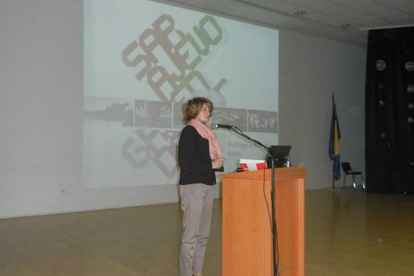 """3rd International Conference """"The Importance of Place"""", Opening Ceremony and Key Note lectures."""
