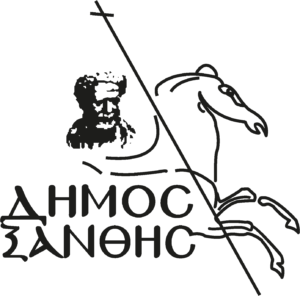 Logo Municipality of Xanthis.