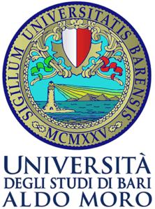 Logo University of Bari.