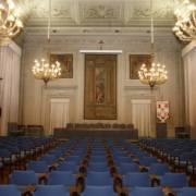 Aula Magna Rettorato, Università di Firenze.