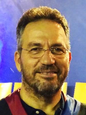 Marios Pelekanos.