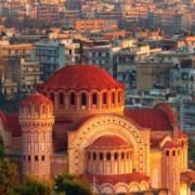 Agios Pavlos, Thessaloniki.