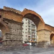 Arch of Galerio, Thessaloniki.