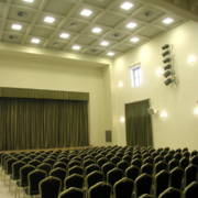 Conference Hall, House of Culture, Rethymno.