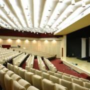 Conference Hall, Bibliotheca Alexandrina.