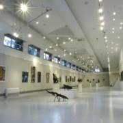 Exhibition Hall, Bibliotheca Alexandrina.