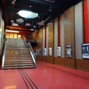 Entrance Hall, Kemerburgaz University, Istanbul.