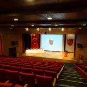 Congress Hall, Kemerburgaz University, Istanbul.