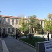 Trakya University, Edirne.