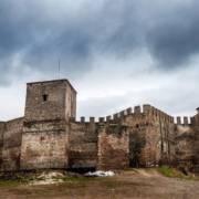 Eptapyrgion Castle, Thessaloniki.