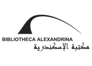 Logo Bibliotheca Alexandrina.
