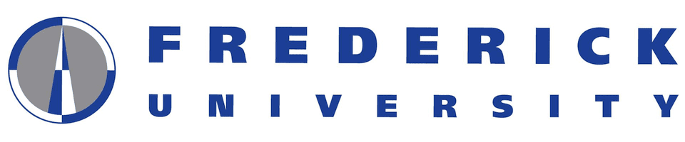 Logo Frederick University.