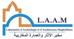 Logo Maghreb Laboratory of Archeology and Architecture (LAAM).