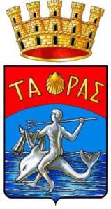 Logo Municipality of Taranto.