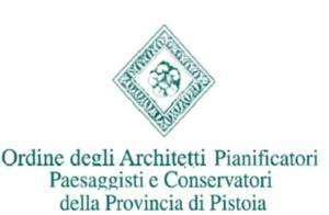 Logo Ordine Architetti Pistoia.