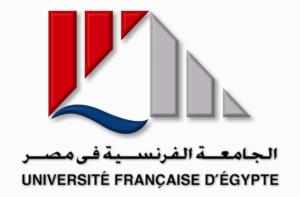 Logo Université Française d'Egypte.