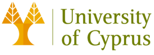 Logo University of Cyprus.