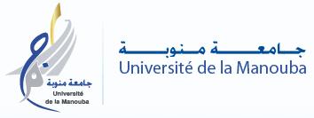 Logo University of Manouba.