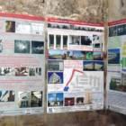 BRAU1 Esposizione poster, ex Chiesa di San Rocco, Orvieto.