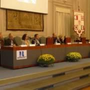 BRAU1 Closing Ceremony, University of Florence, Aula Magna Rettorato.