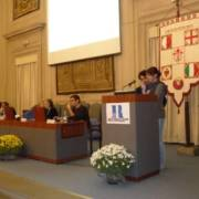 BRAU1 Closing Ceremony, University of Florence, Aula Magna Rettorato.
